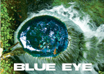 Blue Eye, Delvina